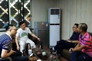 澳斯曼卫浴当选广东省卫浴商会定制专业委员会副会长单位钻孔机